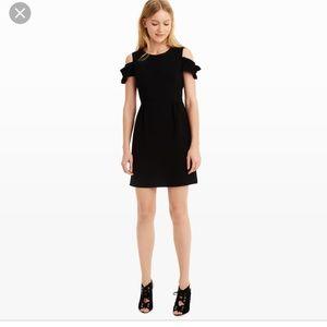 Club Monaco cut out shoulder dress - size 6
